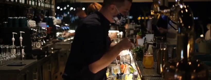 Omilos The Beach Club - Bartender